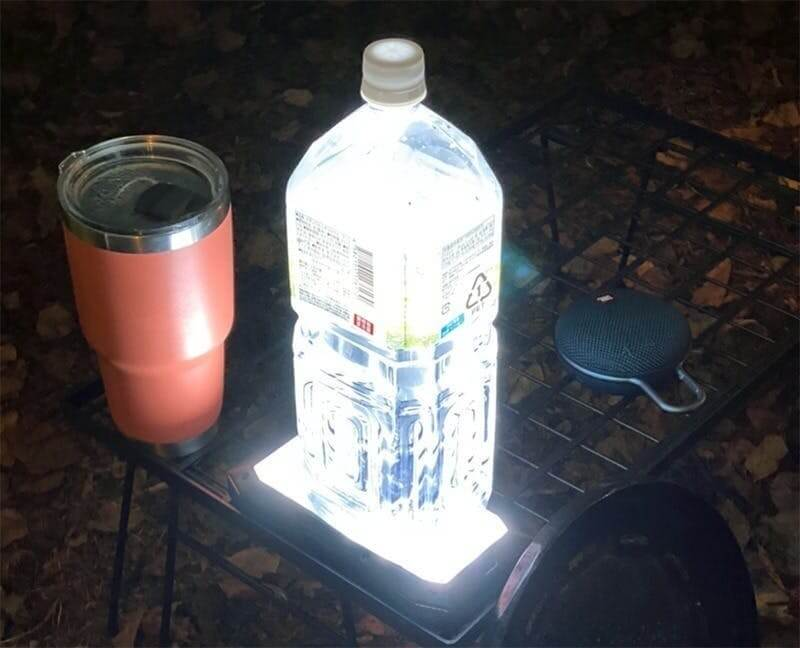 LEDランタン機能