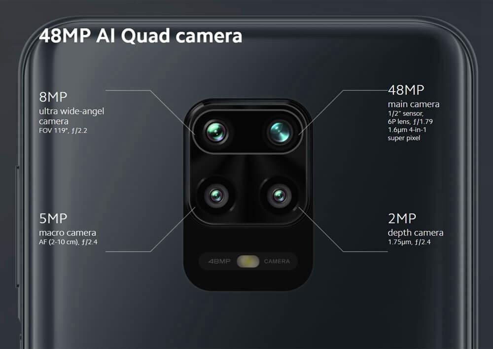 48MPカメラ
