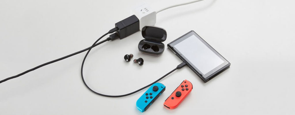 Nintendo Switch 互換ドックDongiiが日本上陸。小型サイズでUSB PD 65Wに低遅延aptX LL対応