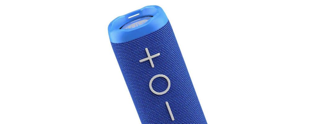 Tribit StormBox Bluetoothスピーカーレビュー。ペットボトルサイズで24W & 360°、IPX7防水