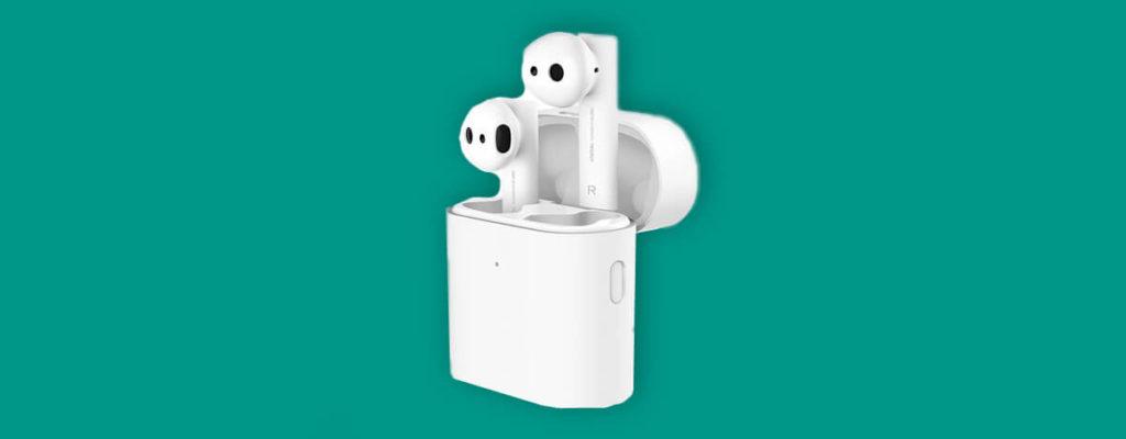 Xiaomi Air 2S TWSイヤホンが8,538円。左右同時転送で低遅延、無線充電・24時間連続再生可能に