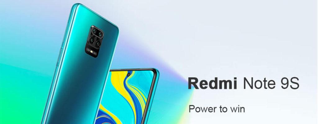 Xiaomi Redmi Note 9Sが激安1.7万円~に。S720G、 5020mAhバッテリーに48MPカメラ搭載