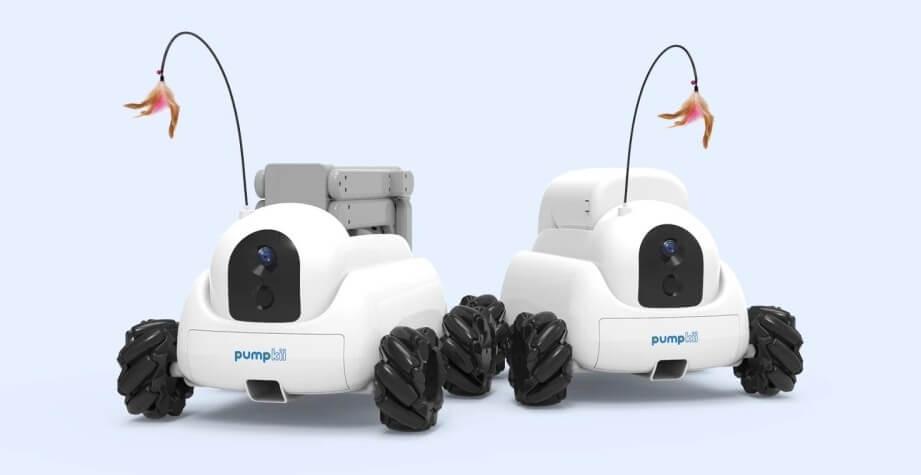 モジューラー式ロボット