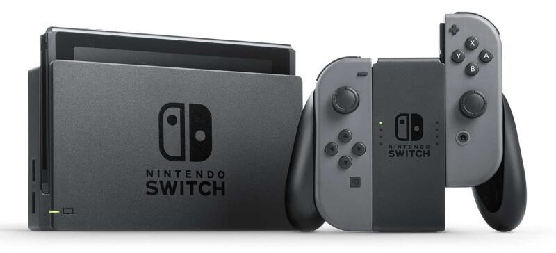新型Nintendo Switch、名称はSwitch Proか。OLED研究会社がIR情報で誤って公開