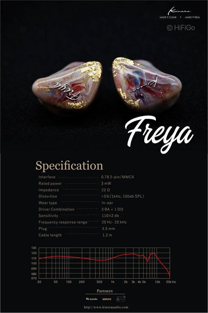 Kinera Freya