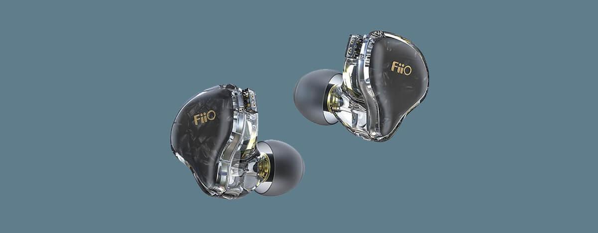 FiiO FD1 ベリリウムメッキ10mmダイナミックドライバーIEM登場。32Ω・109dB/mW