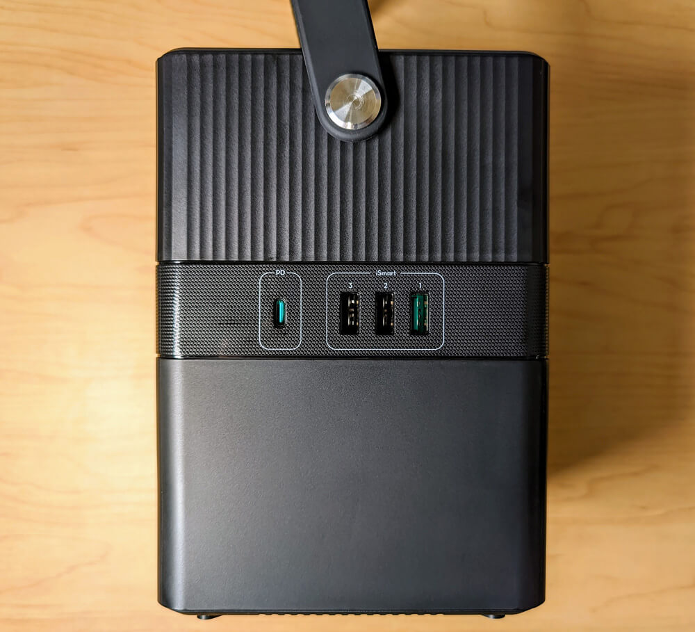 USB Type-Cポート