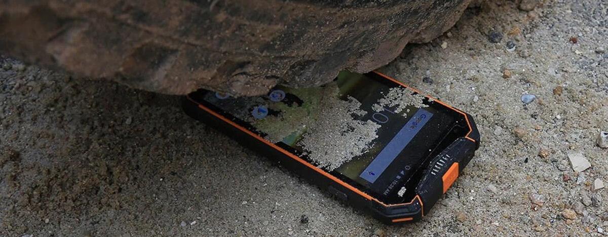Ulefone Armor 3WTが2.6万円。IP68防水・10300mAhバッテリーの超頑丈タフネススマホ