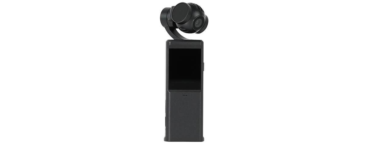 4K ハンドヘルド カメラスタビライザーが14,574円。ポケットに入る小型サイズ、USB-C充電