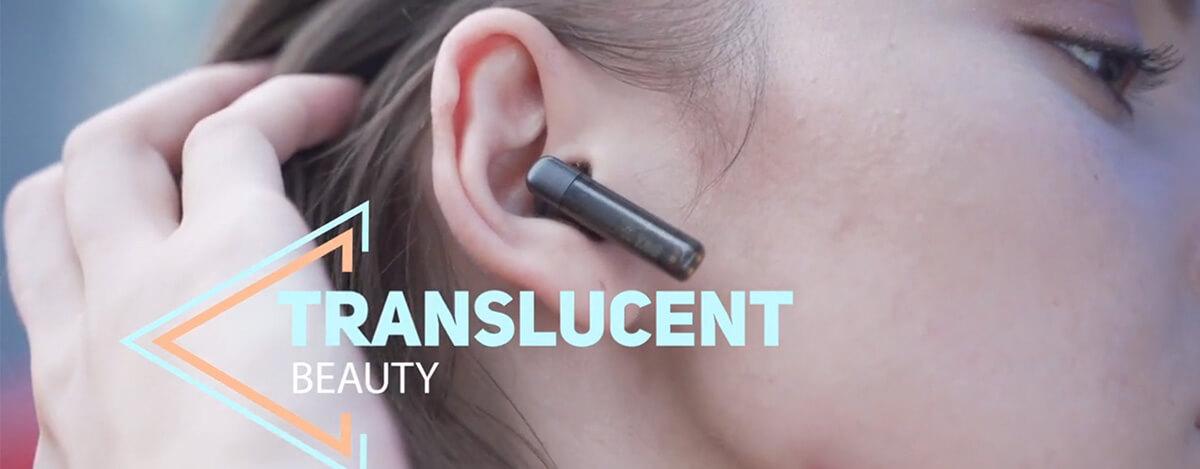Baseus Tag: $65なのにGPSで両耳追跡できるTWSイヤホン!14.2mmDD、半透明シェルでおしゃれ