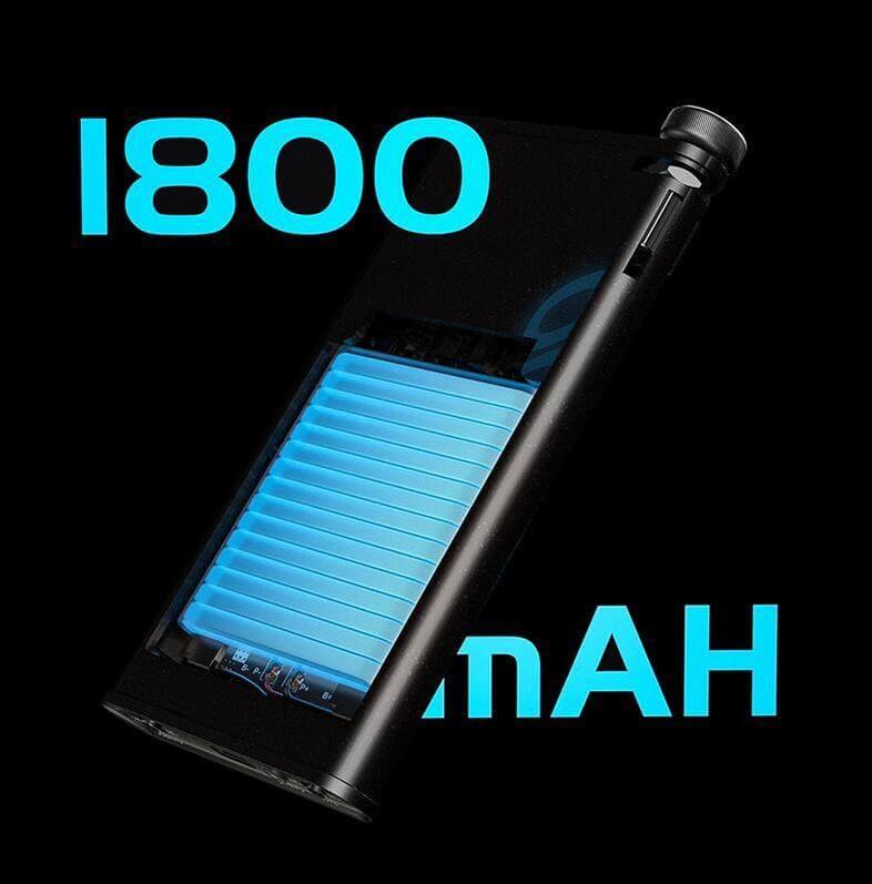 1800mAh