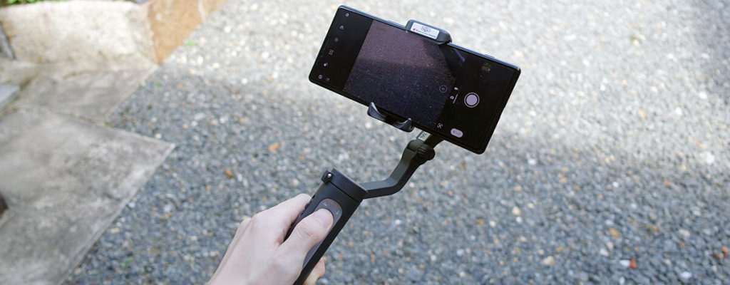 Hohem iSteady XスマホジンバルがTikTechにて最安5,650円に。軽量259g、3軸スタビライザー
