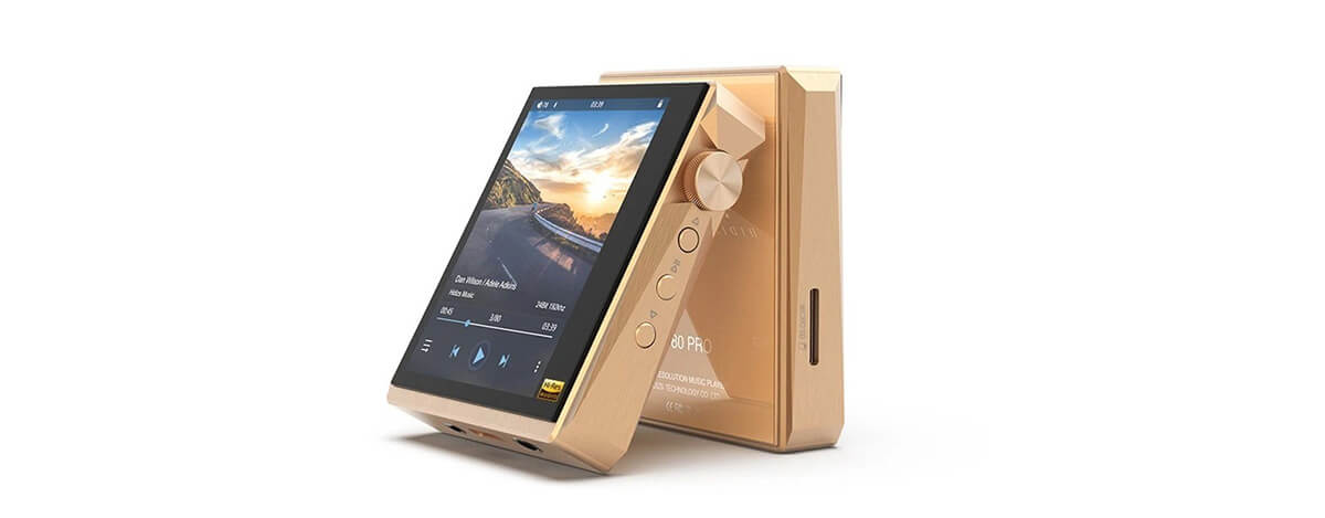 Hidizs AP80 Proローズゴールド限定版が688台限定で登場。デュアルES9218P DAC搭載、BT送受信に2.5mmバランスも