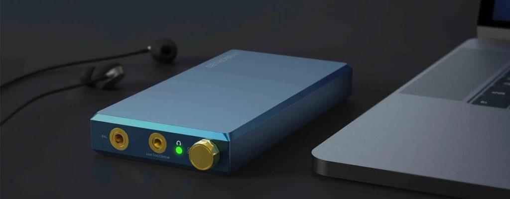 Dethonray Honey H1 USB DAC/アンプが62,898円。AK4497、5300mAhで4.4mmバランスも