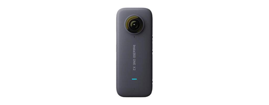 Insta360 ONE X2、46,423円。5.7K 30fps撮影、強力手ぶれ補正のパノラマアクションカメラ