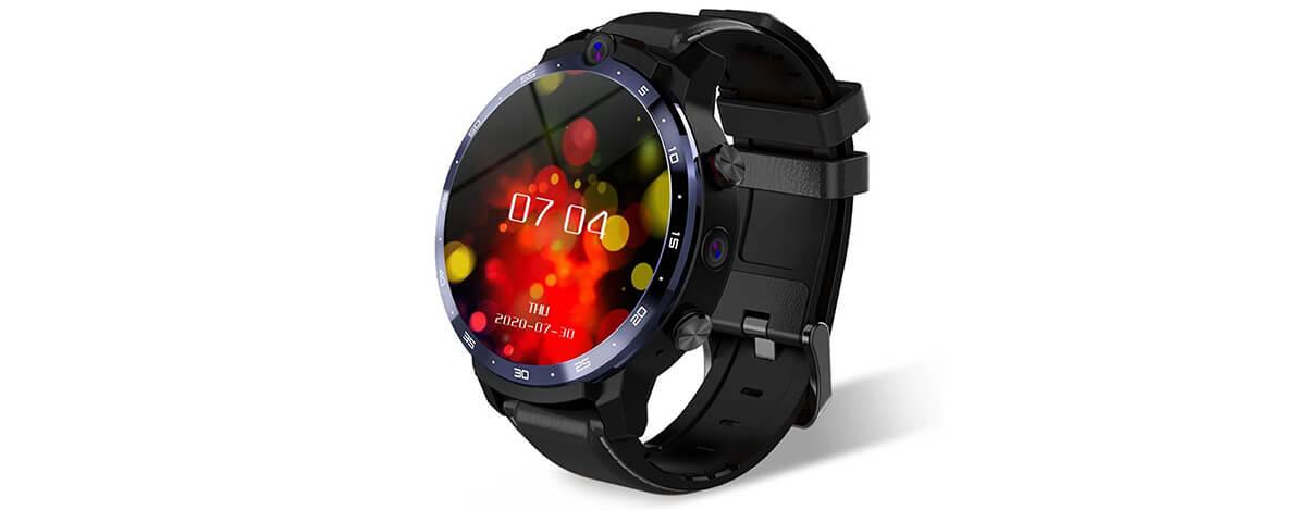Android10搭載スマートウォッチLEMFO LEM12 Proが2万円。4G対応、48時間スタンバイ