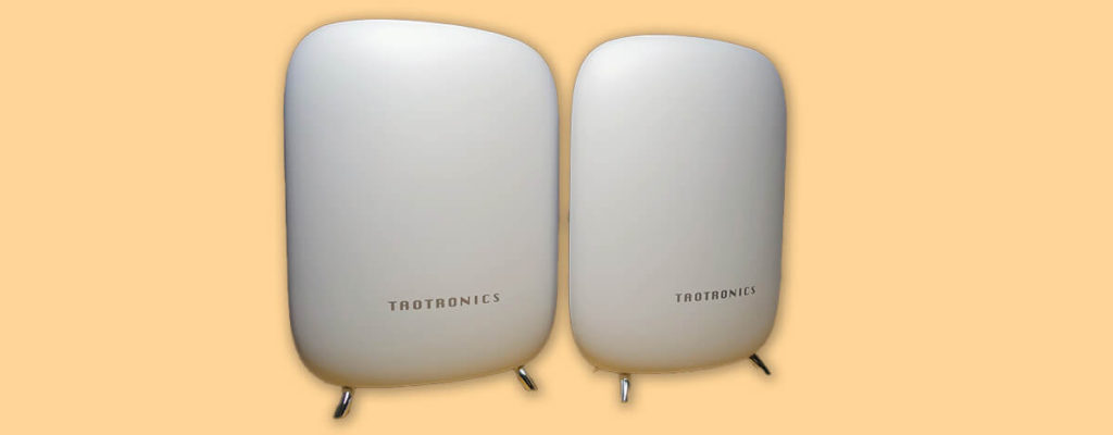 TaoTronics初の無線LANルーターTT-ND001レビュー。途切れにくいメッシュWi-Fiを手軽に構築