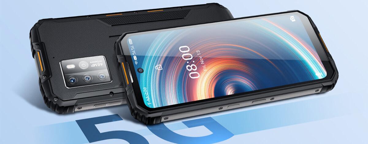 安価な5Gタフネススマホ、OUKITEL WP10 5Gが$369.99で発売開始。8000mAhバッテリー搭載