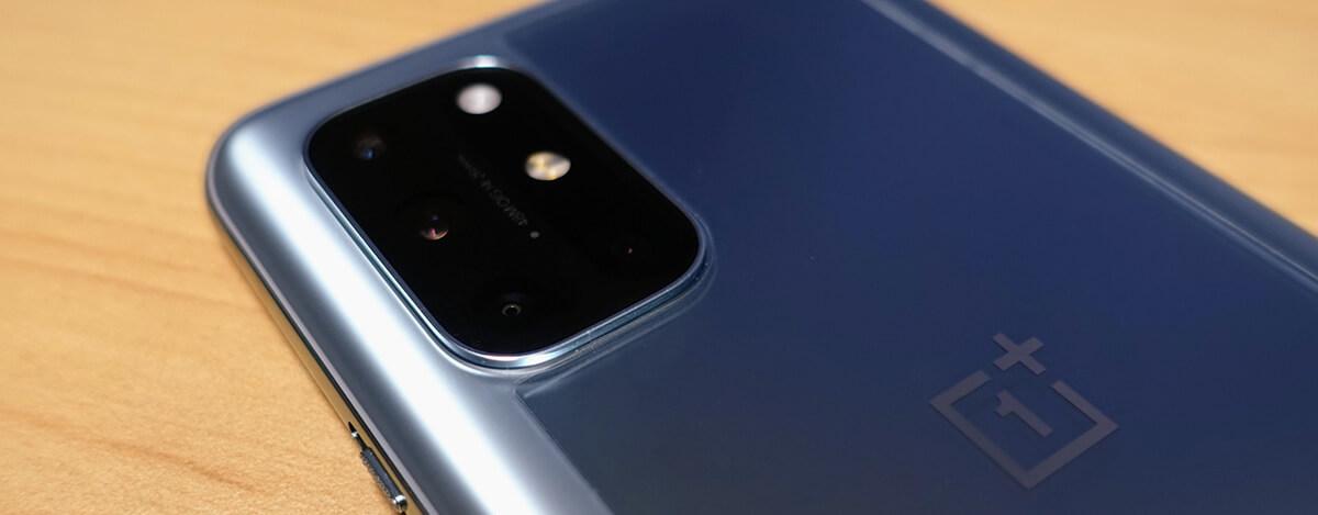 OnePlus 8T用保護フィルムOverLay Plusレビュー。低反射、さらさら手触りは120Hzと相性抜群