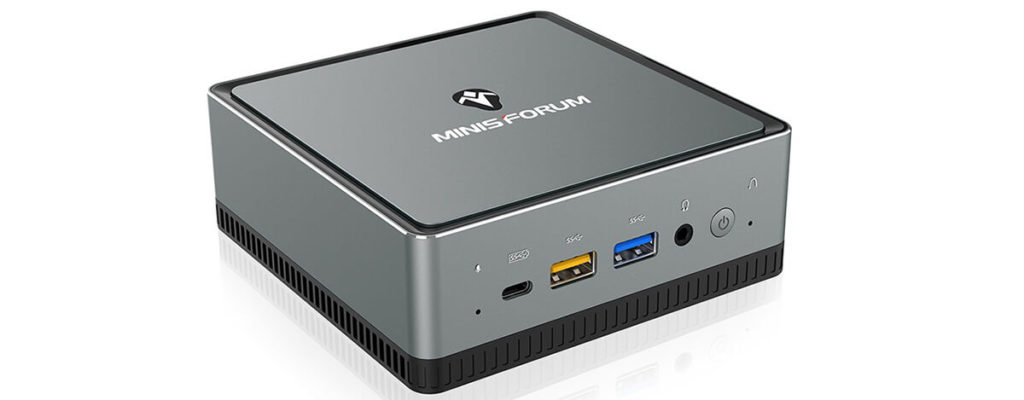 Ryzen7 3750H搭載ミニPC Minisforum UM700が5.4万円~。小型でもWi-Fi 6やUSB 3.1 Gen2対応