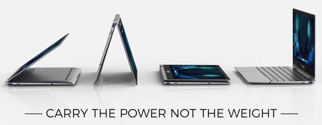 """XIDU PhilBook Y13、54,786円~。13.3""""タッチ画面にi5-5257U搭載、フルメタル筐体で1.2kg"""