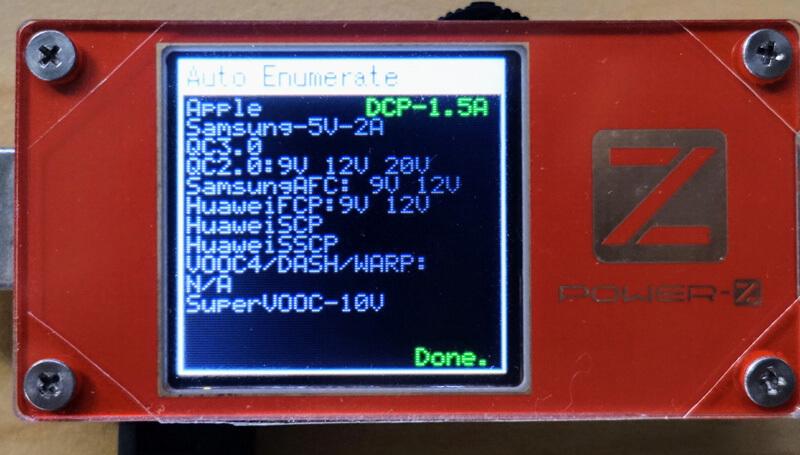 USB Type-C側