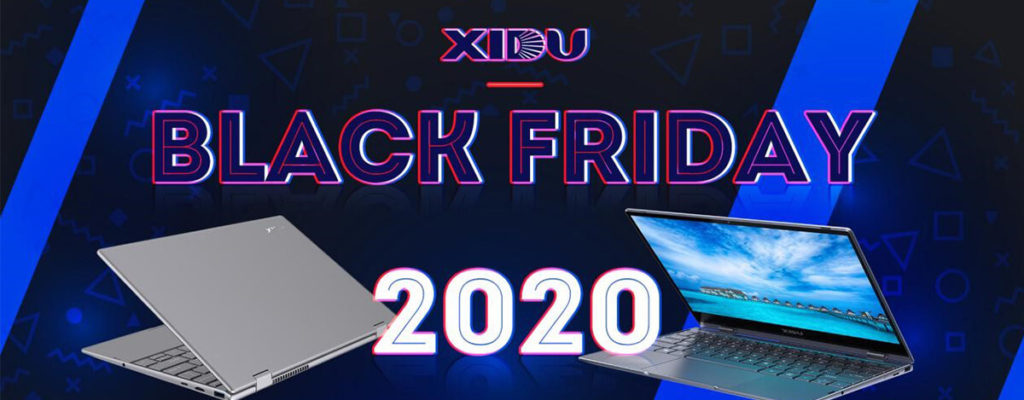 XIDU、ブラックフライデーセール最大54%オフ。WindowsノートPCやミニPCが安い