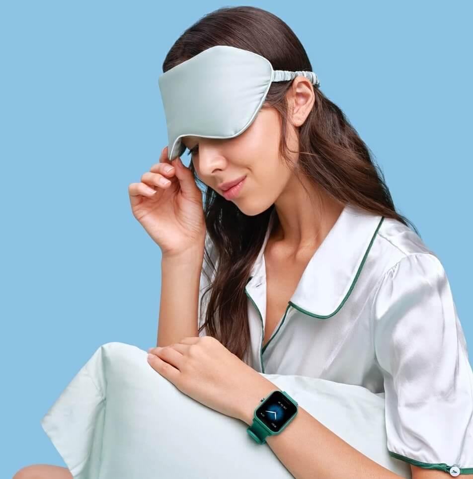 睡眠モニタリング