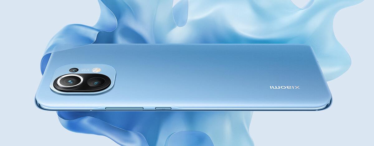 グローバル版Xiaomi Mi 11、8+256GBが$50オフ$749に。S888、2K 120Hzのハイエンドスマホ