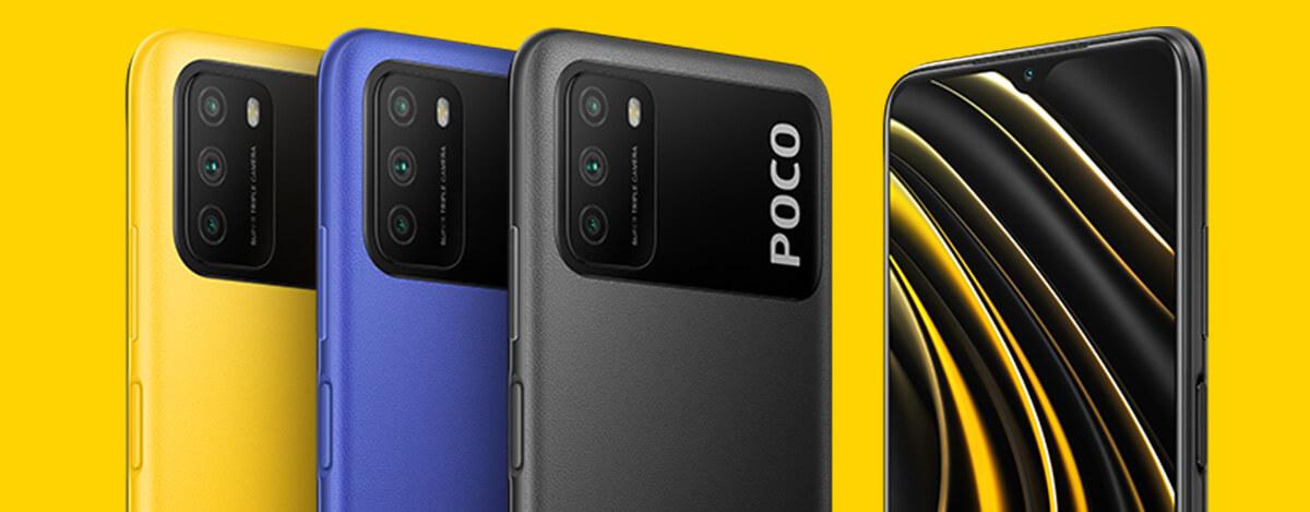 1.4万円~で買えるPOCO M3。Snapdragon 662に6,000mAhバッテリー、レザー調で独特なデザイン