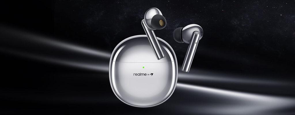 realme Buds Air Pro完全ワイヤレスイヤホンが7667円。レイテンシ94ms、35dBノイキャン搭載