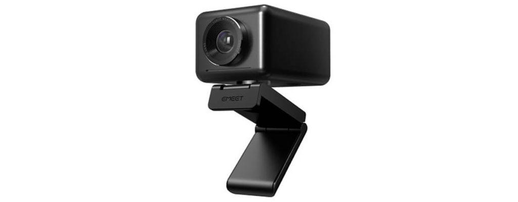 自動顔認識でフォーカス&ズーム!eMeet AI Webcam Jupiterウェブカメラ、2月発売