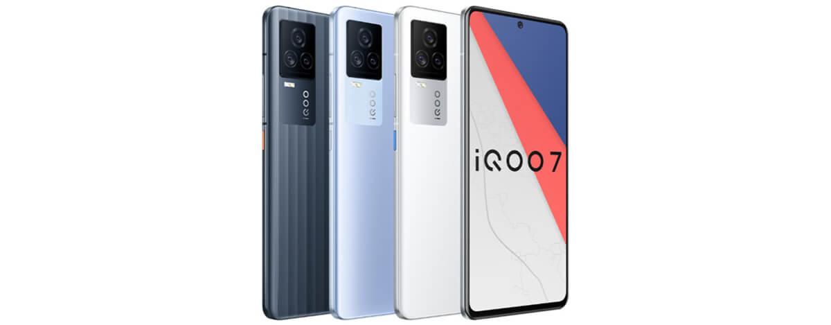 Snapdragon 888搭載iQOO 7、6.4万円~。たった15分で満充電、120W充電+120Hz AMOLED