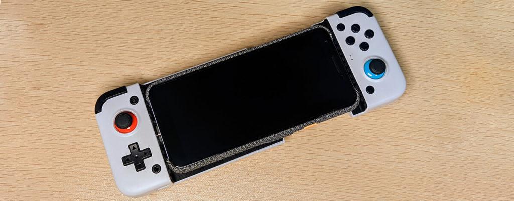 スマホでSwitchのゲームも!GameSir X2 USB-Cコントローラで快適操作、パススルー充電も可