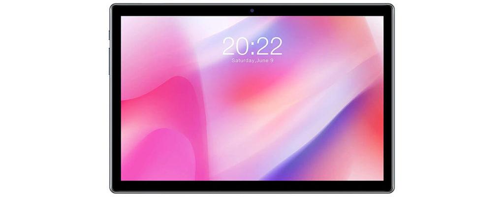 TECLAST P20HDが15%オフの15,215円に。4G VoLTE通話にも対応した10.1インチタブレット