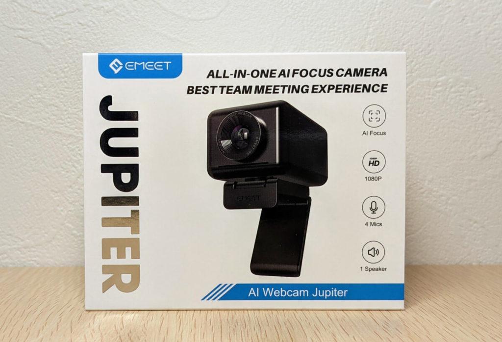 eMeet AI Webcam Jupiter