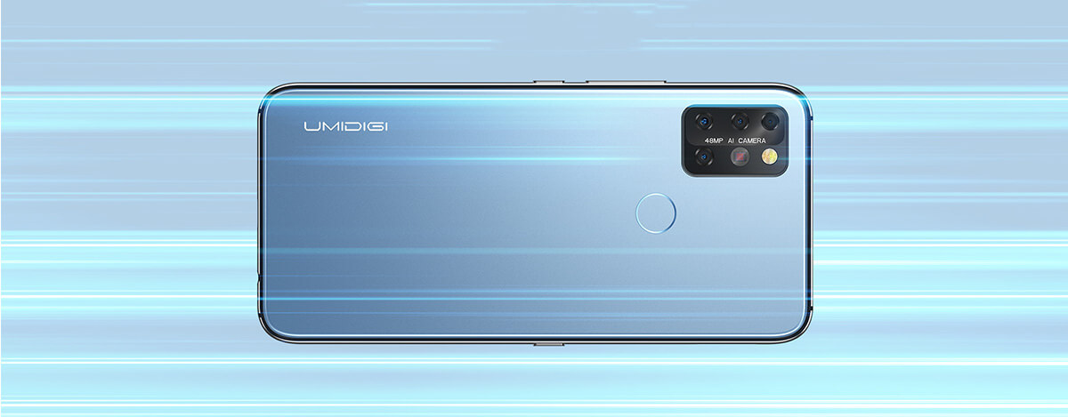 UMIDIGI A9 Max発表、$200以下で8GBメモリ搭載。非接触体温計や48MP SONYカメラも