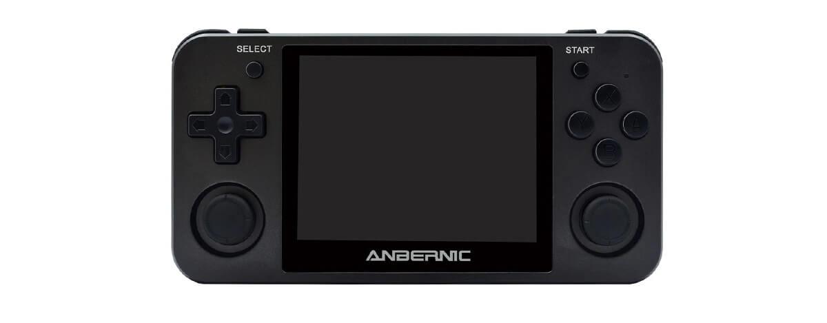 レトロゲーム機RG350Mが$119.99。3.5インチIPS画面、USB-C充電で6時間の電池持ち