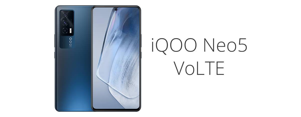 vivo iQOO Neo5をVoLTE有効化する方法。OriginOS搭載の他機種と違い非root・PC不要でできる