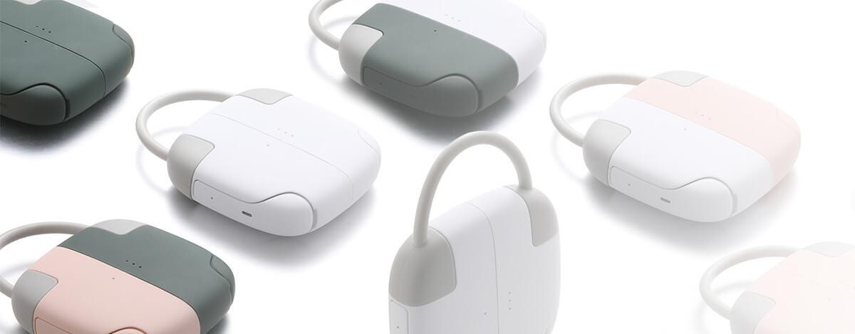 DIYできる完全ワイヤレスイヤホンAlfawise X8が発売。本体ケースやケーブルを組み合わせ可能