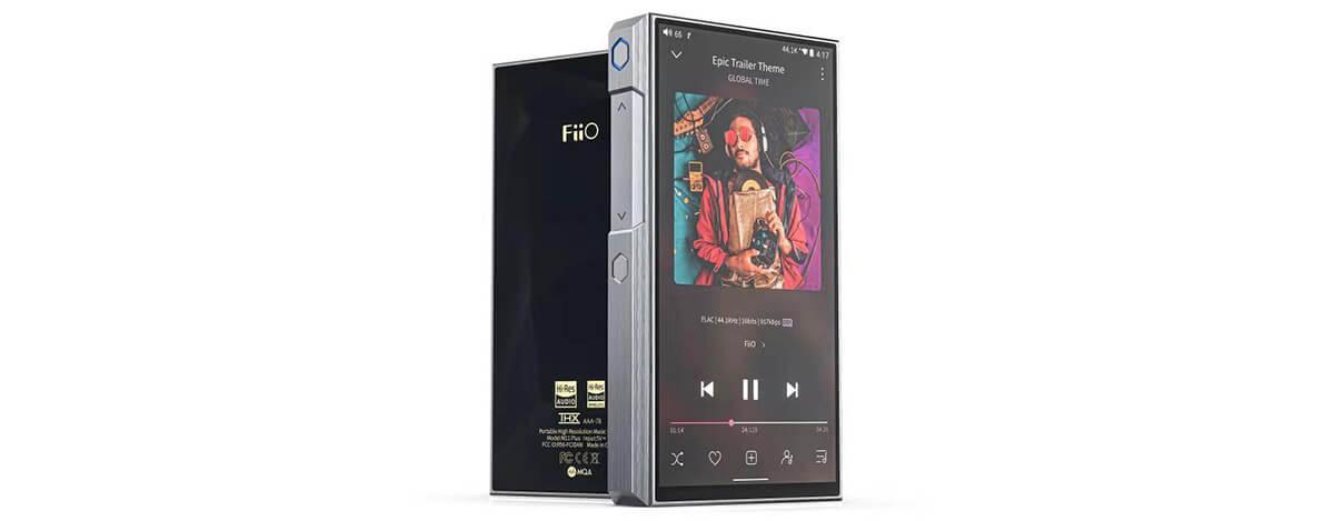 FiiO M11 Plus発売。Android 10・SDM660搭載DAP、LDAC対応やAK4497EQ DAC 2基搭載も