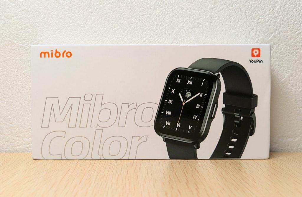 Mibro Color スマートウォッチ