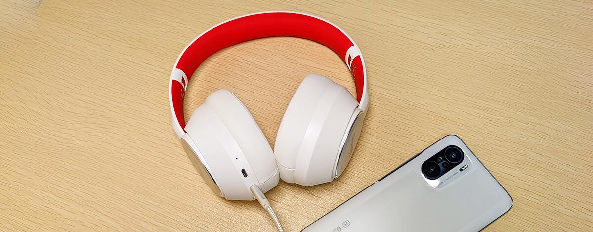 OneOdio SuperEQ S1ノイキャンヘッドホン レビュー。BT5.0・AACや外音取り込みにも対応