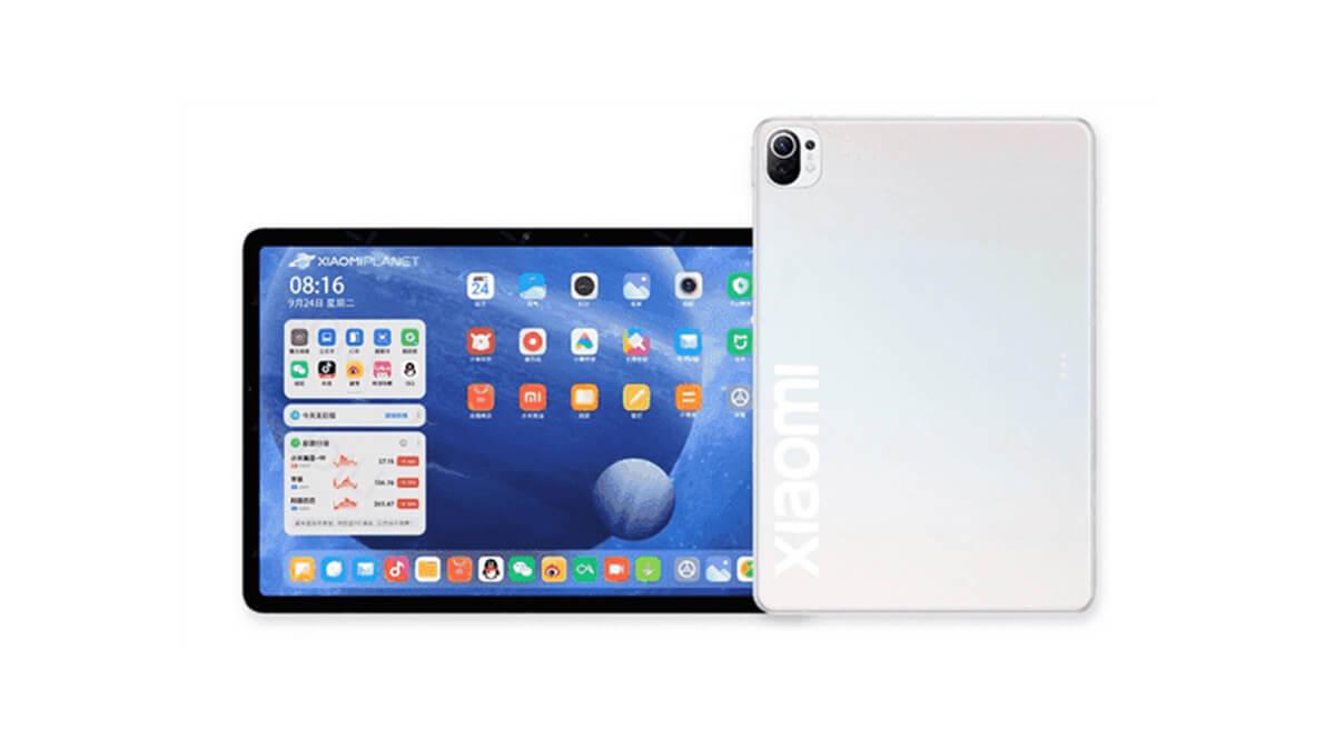 Xiaomi Mi Pad 5が中国にて認証に登場。5G対応、Redmiディレクターもタブレット投入を匂わせ